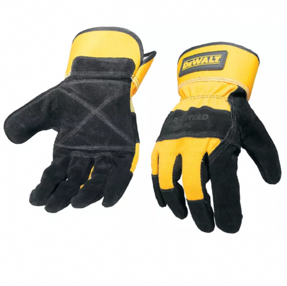 Dewalt DPG41L Rigger Gloves Large